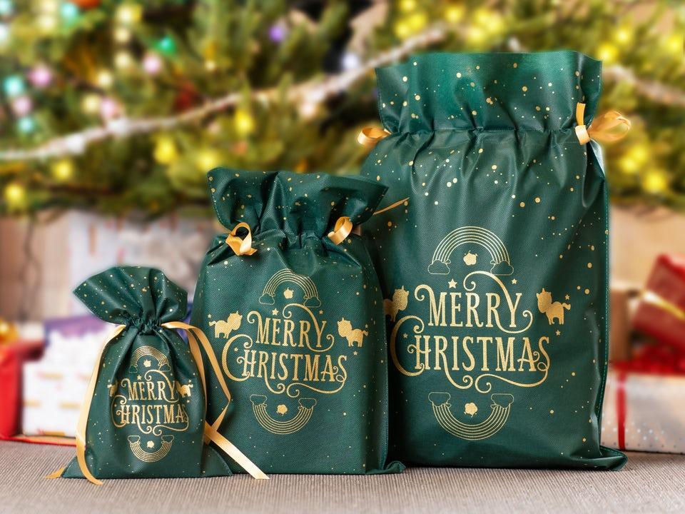 Julpåsar 3-pack - Stor