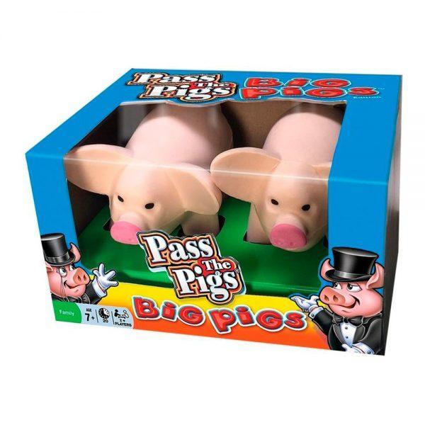 Kasta Gris Big Pigs Spel