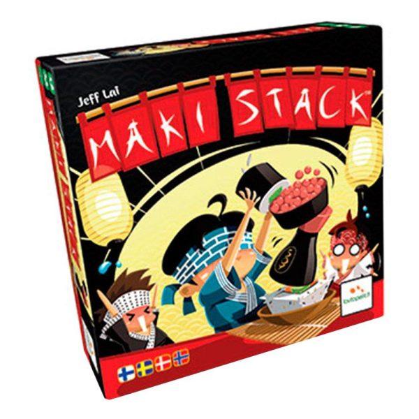 Maki Stack Spel