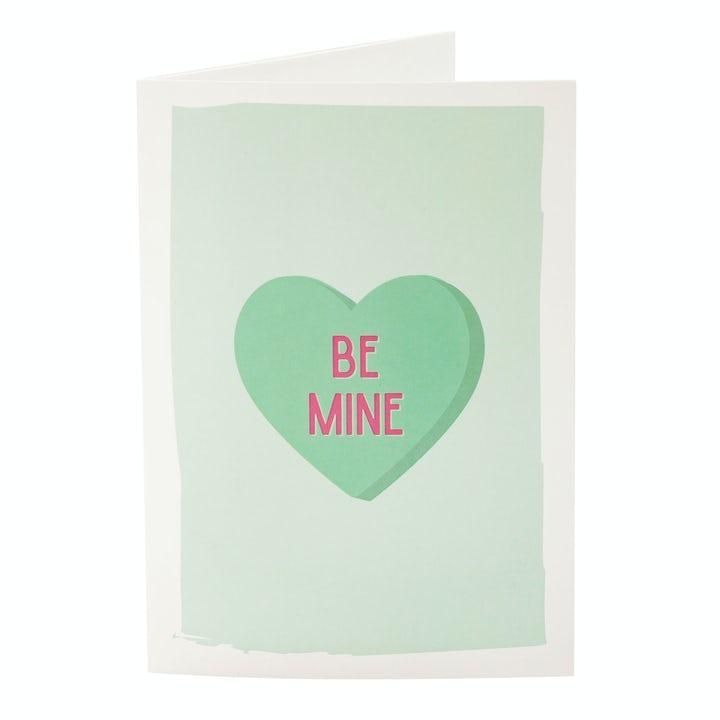 Oändligt Alla Hjärtans Dag-kort