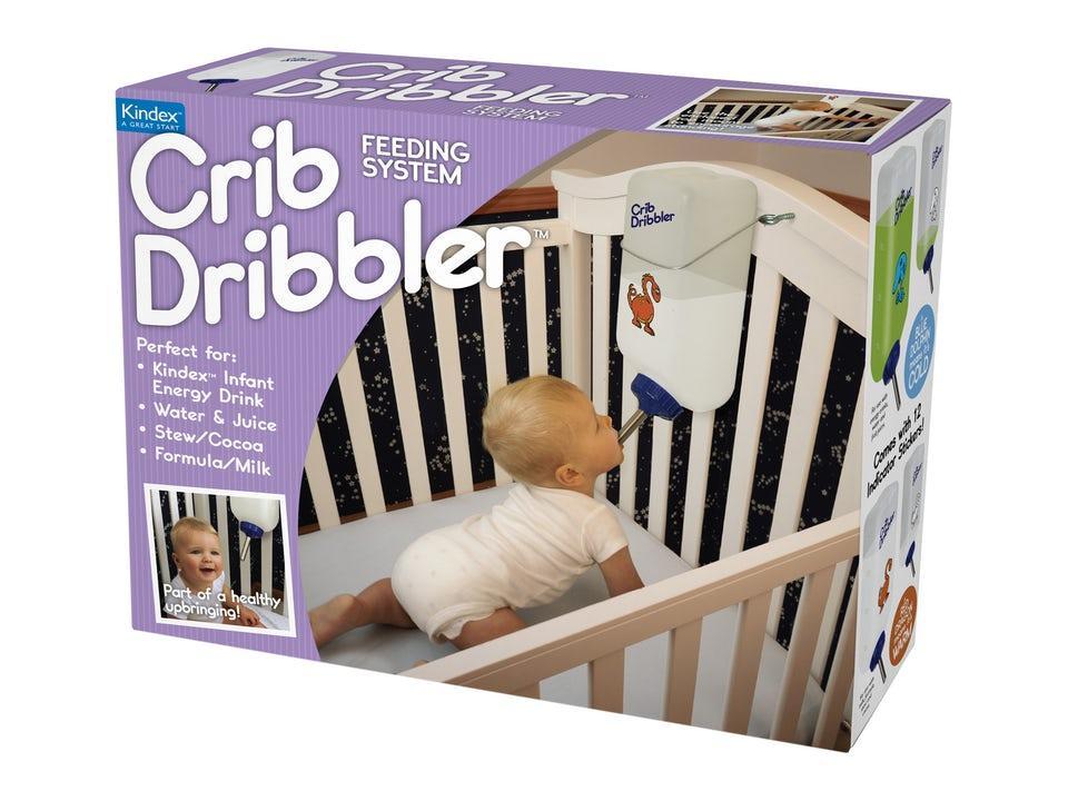 Prank-O Presentlåda - Crib Dribbler