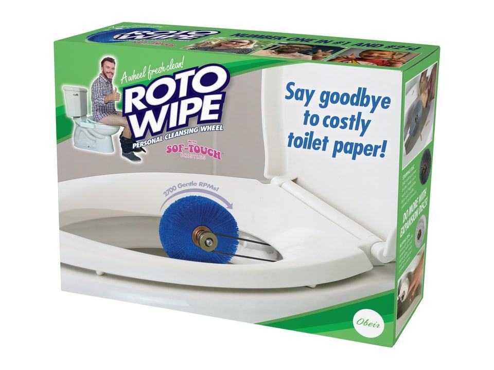 Prank-O Presentlåda - Roto Wipe