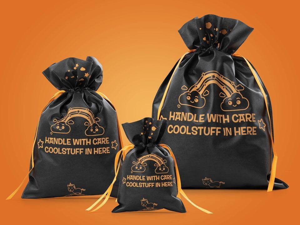 Presentpåsar 3-pack - Medium