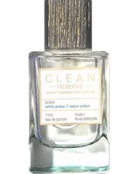 Reserve White Amber & Warm Cotton, EdP 100ml