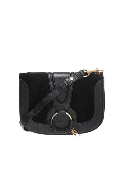 See By Chloé Hana Shoulder Bag Black