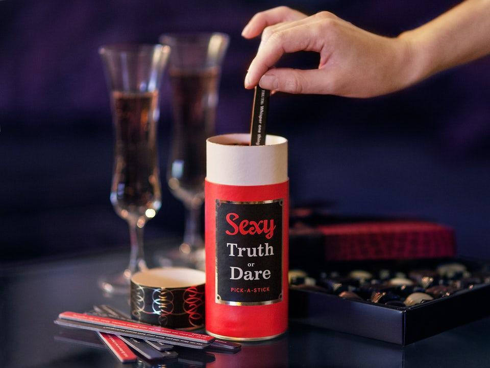 Sexy Truth or Dare Sexspel
