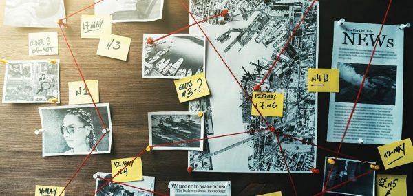Solve A Mystery - Mordmysterium i Stockholm 1-4 personer