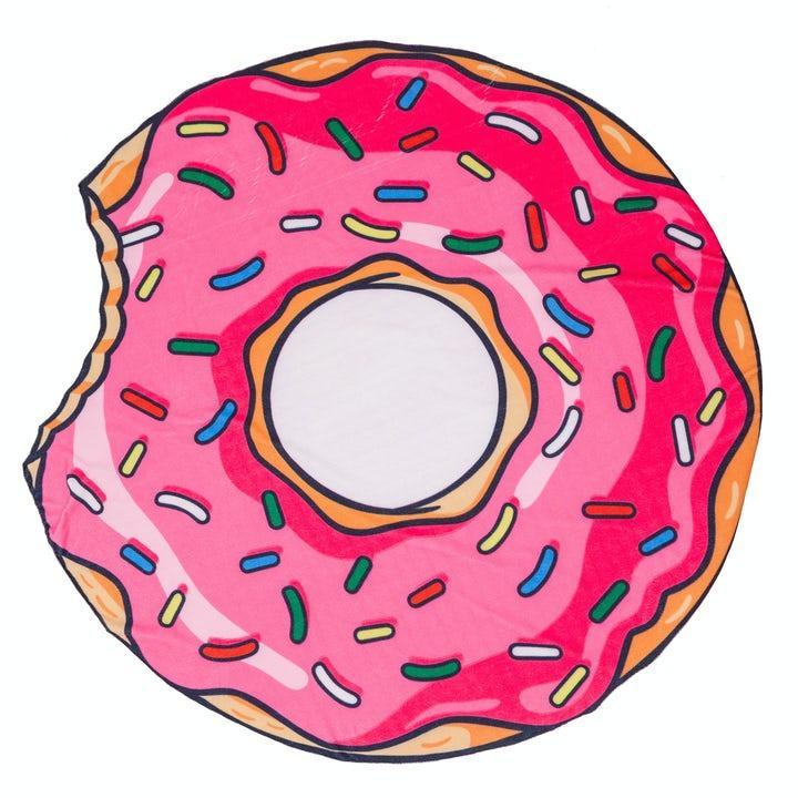 Spralla Donut Strandhandduk
