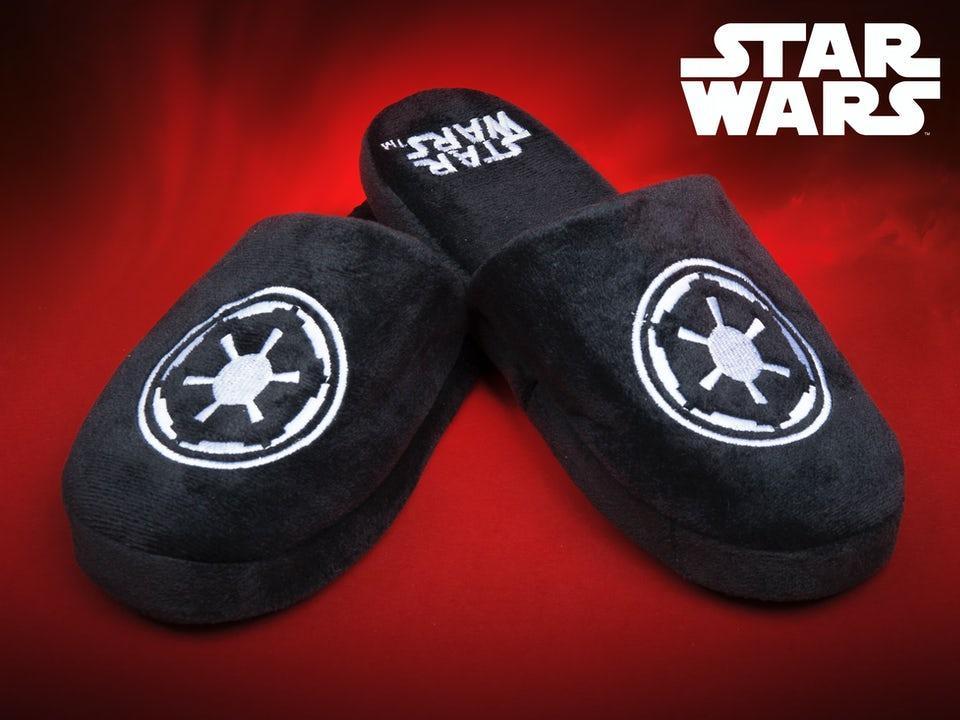 Star Wars Darth Vader Tofflor 38-41