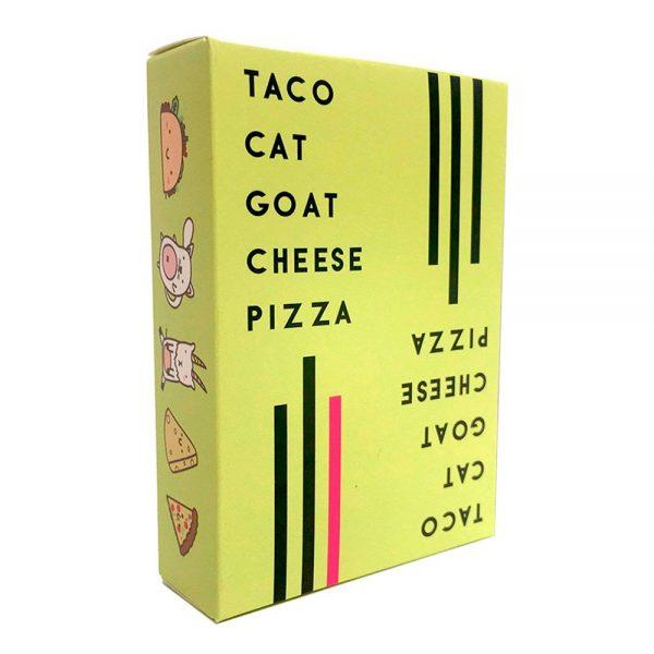 Taco Cat Goat Cheese Pizza Spel