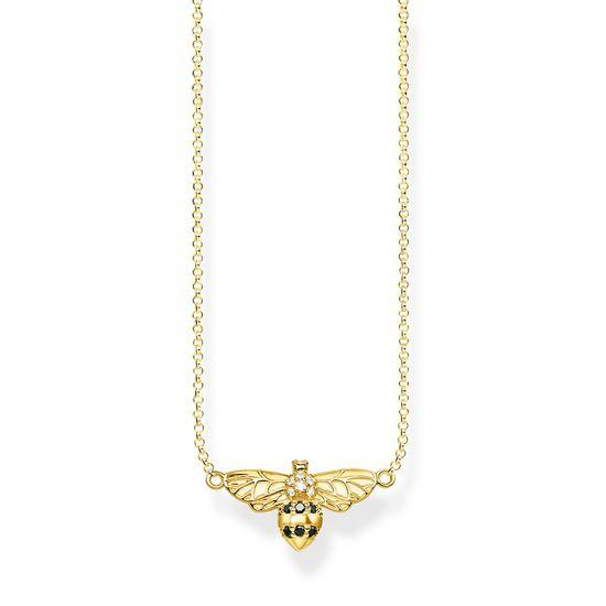 Thomas Sabo Bi Halsband Guld
