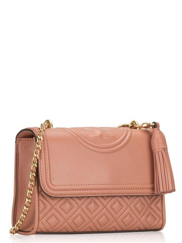 Tory Burch Fleming Small Convertible Shoulder Bag Tramoto