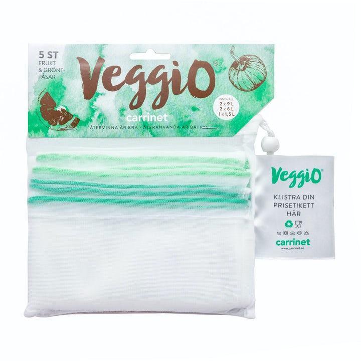 Veggio Påsar till Frukt och Grönt 5-pack