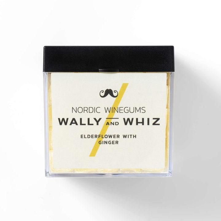 Wally and Whiz Vingummi - Fläder & Ingefära