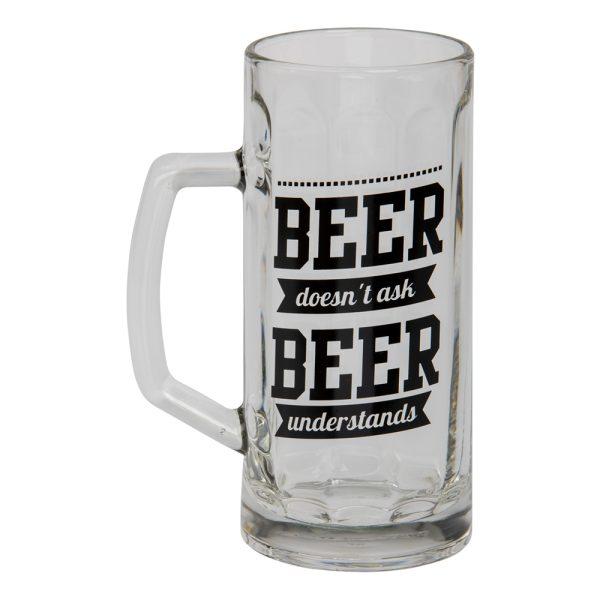 Ölsejdel Beer Doesn't Ask, Beer Understands