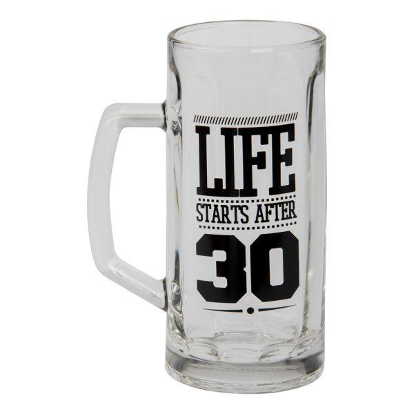 Ölsejdel Life Starts After 30