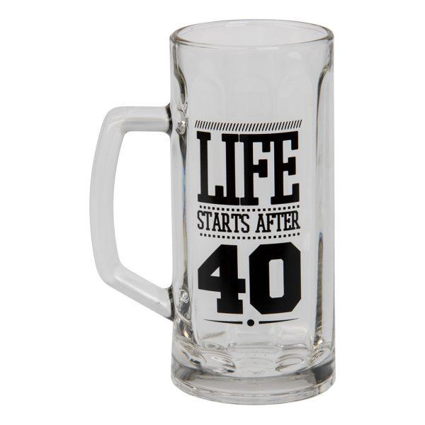 Ölsejdel Life Starts After 40