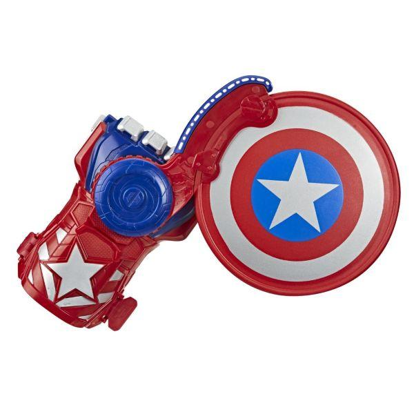 Avengers NERF Power Moves Captain America Shield Sling
