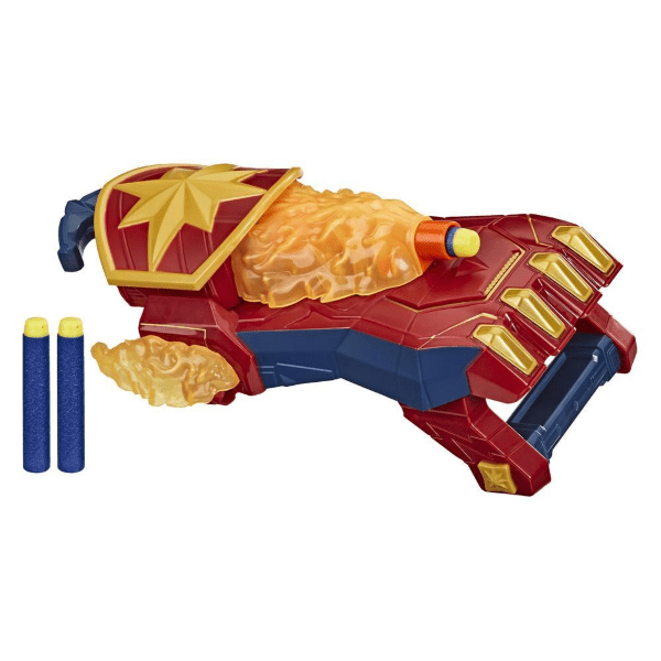 Avengers NERF Power Moves Captain Marvel Photon Blast