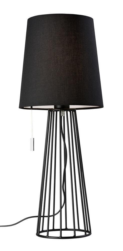 Bordslampa Mailand Svart