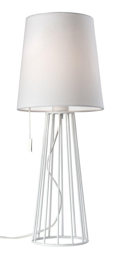 Bordslampa Mailand Vit