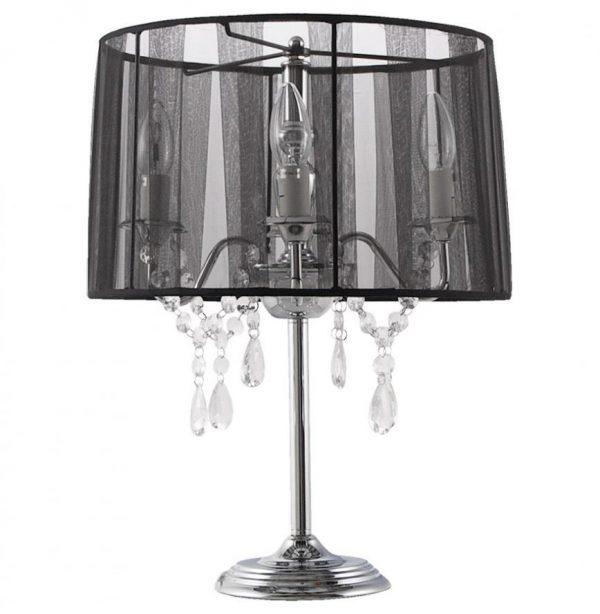Bordslampa Med Kristaller