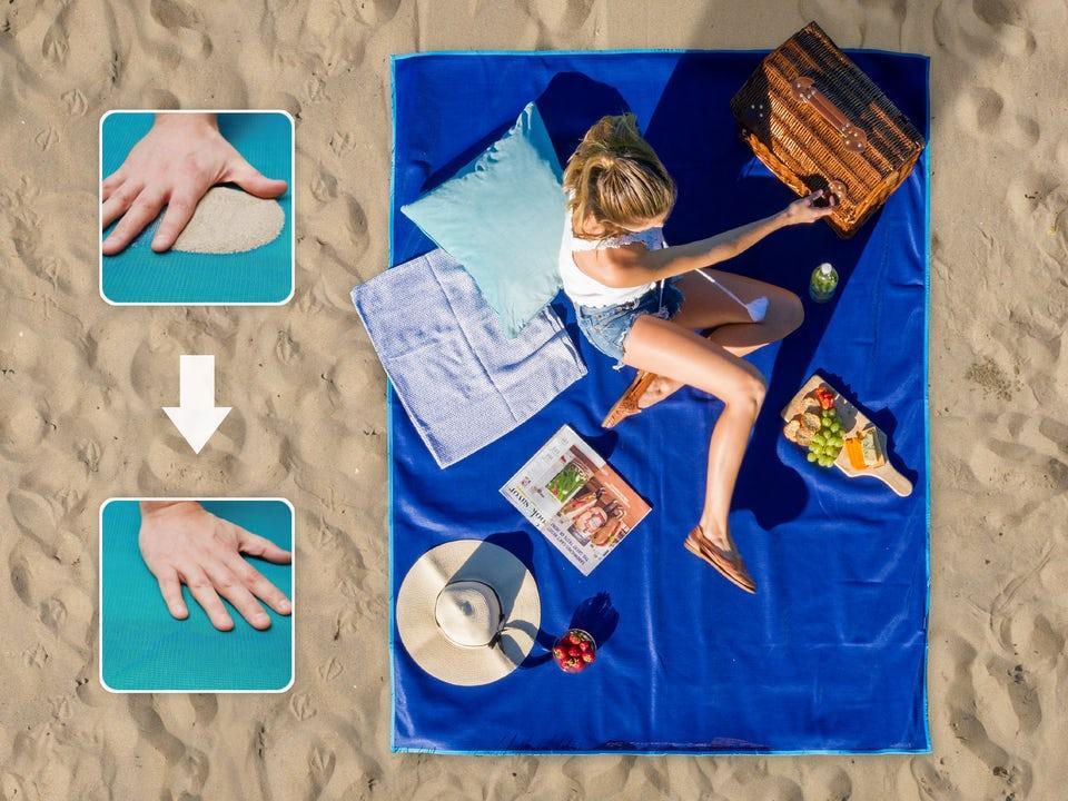 CGear Sandlite Sand-free Mat - Small