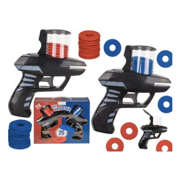 Disc Shooter Spel - 2-pack
