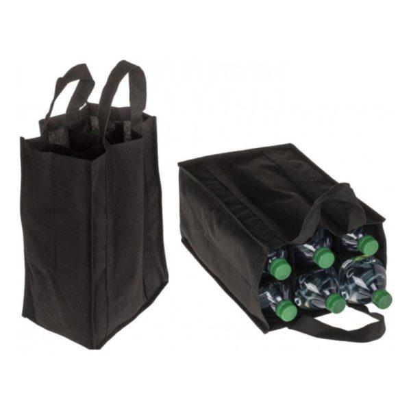 Flaskväska Svart - 1-pack