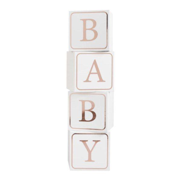Jätteklossar Baby