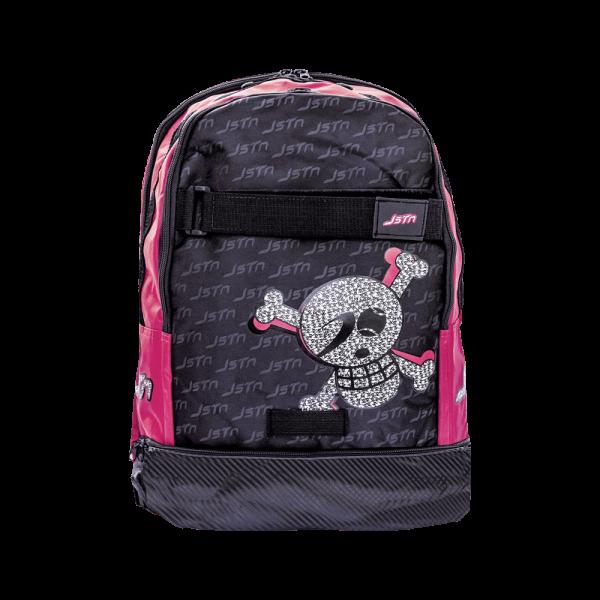 Just Ten Fuksia Backpack