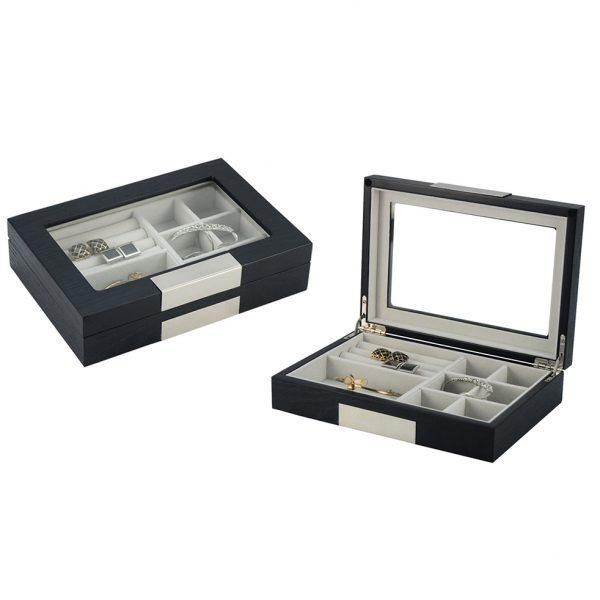 Klockbox/Smyckeskrin