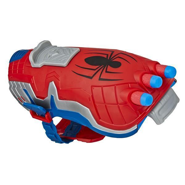Spider-Man NERF Power Moves Launcher