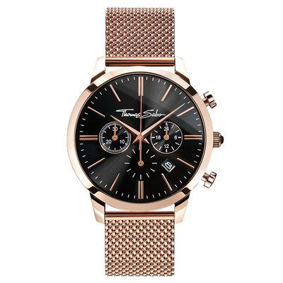Thomas Sabo Rebel Spirit Chrono Herrklocka Rosé