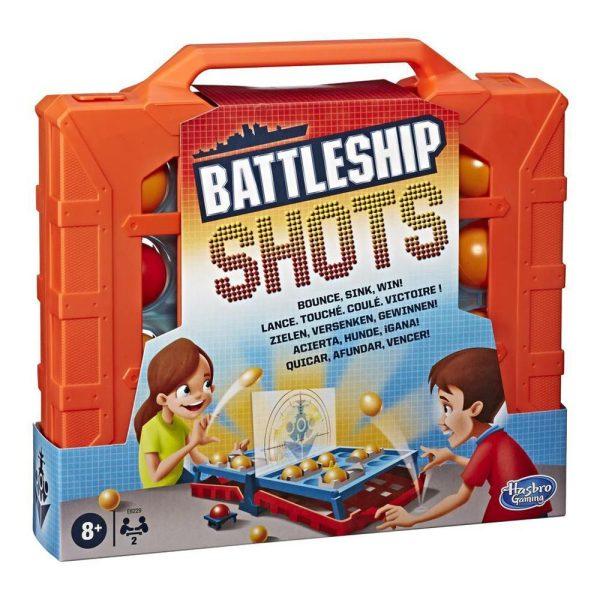 Battleship Shots Spel