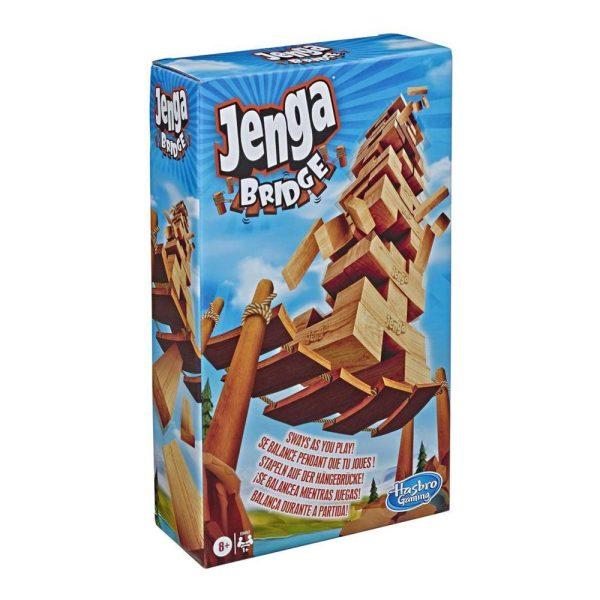 Jenga Bridge Spel