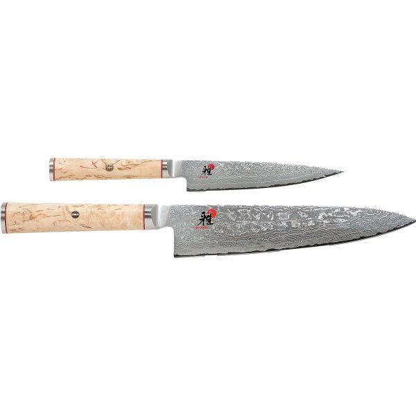 Miyabi 5000MCD BIRCH 2-dels knivset