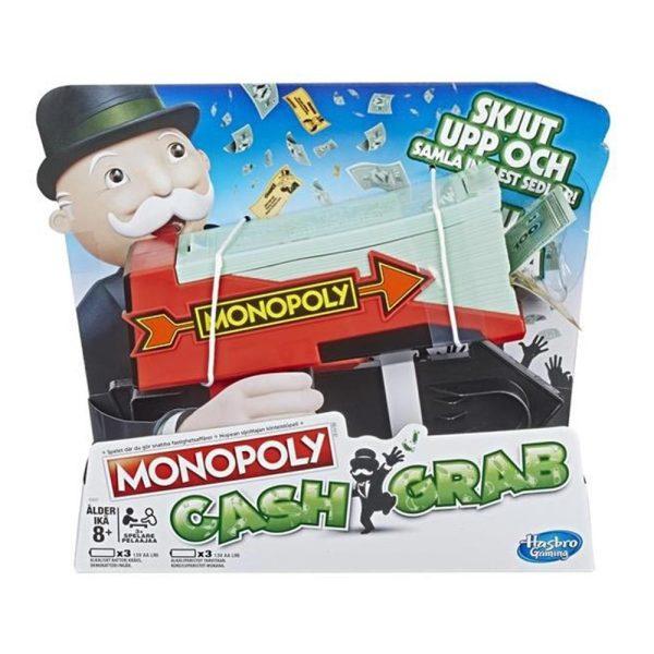 Monopol Cash Grab Spel