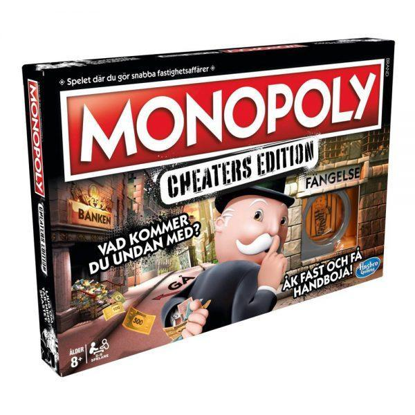 Monopol Cheaters Edition Spel