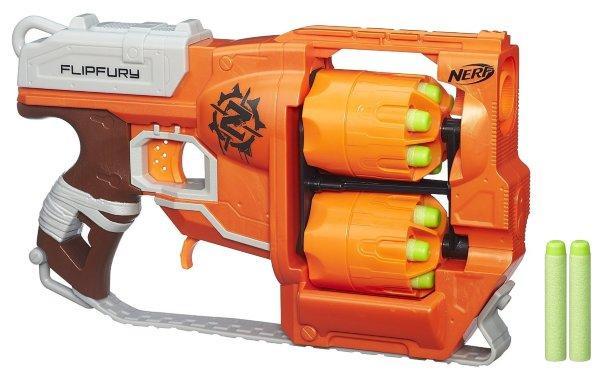 Nerf Zombie Strike: Flipfury Blaster