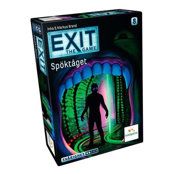 EXIT 8: Spöktåget Spel