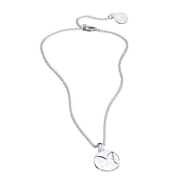 Gynning Jewelry Amulett Halsband 1,5 cm Barn