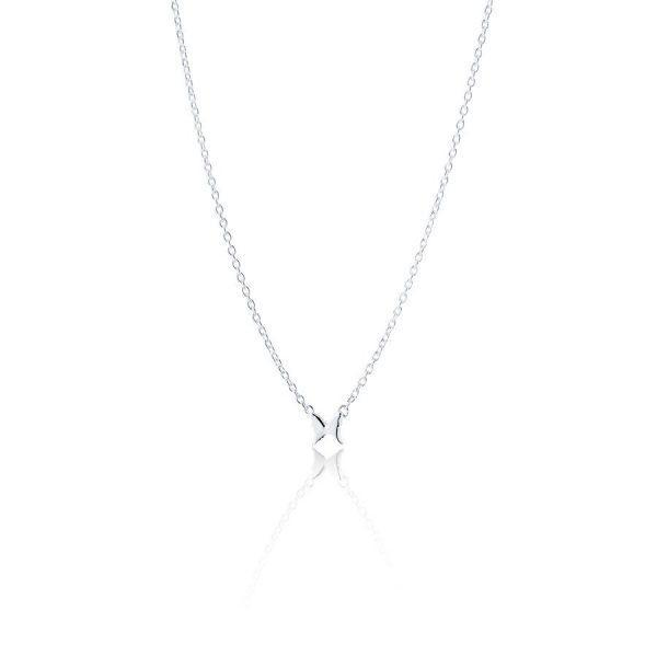 Gynning Jewelry Petite Papillion Kort Halsband