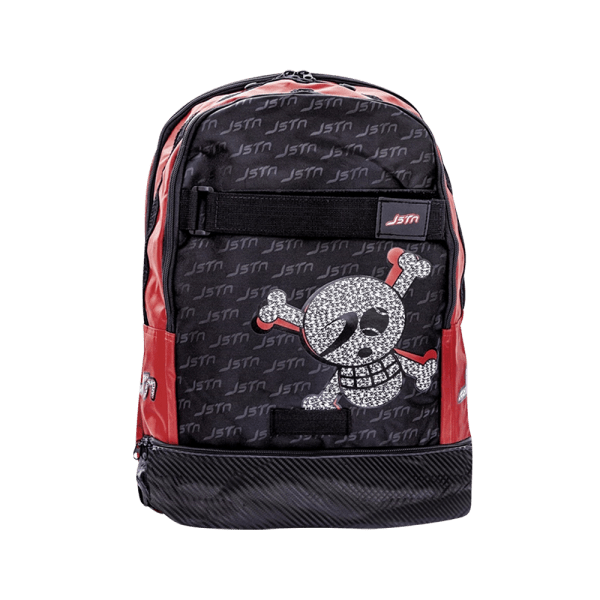 Just Ten Red-K Back Pack