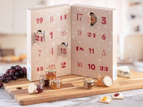 Lyxig Marmelad Adventskalender