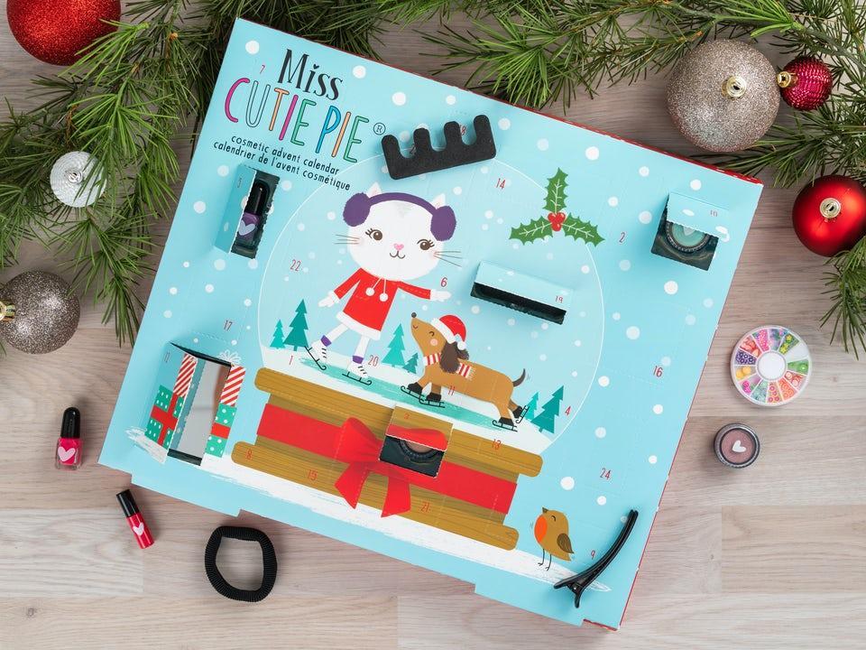 Miss Cutie Pie Sminkkalender