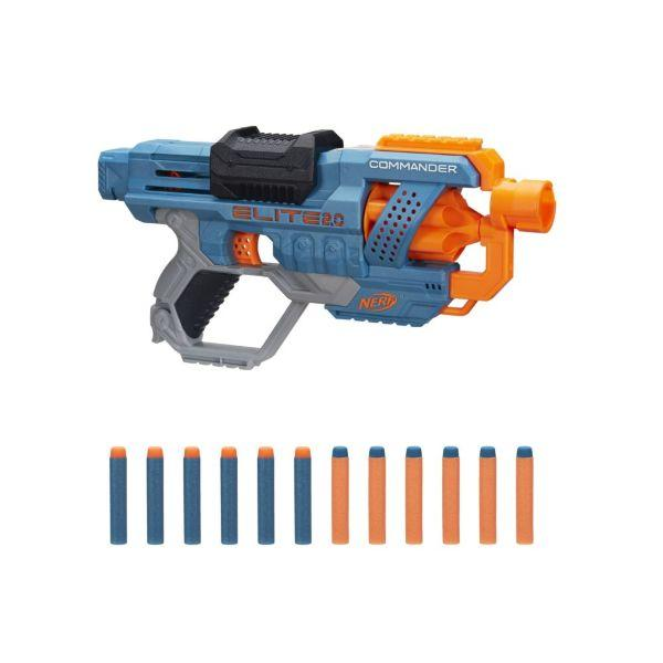 NERF N-Strike Elite 2.0 Commander RD-6