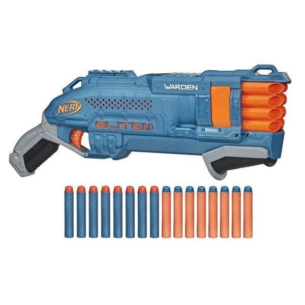 NERF N-Strike Elite 2.0 Warden DB-8