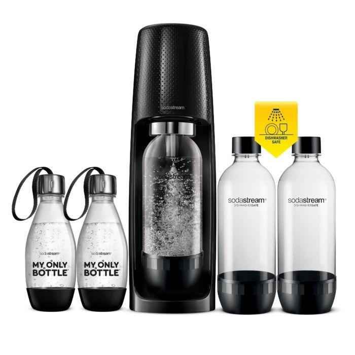 Sodastream Spirit DWS Gigapack Kolsyremaskin