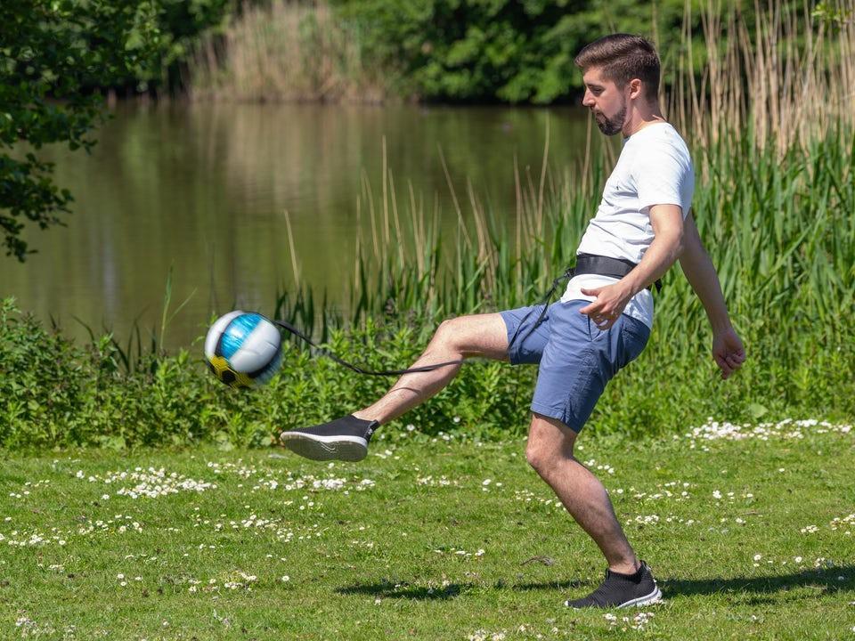 Spralla Träningsband för Fotboll